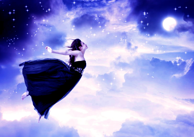 Astral Projection & Flying Dreams