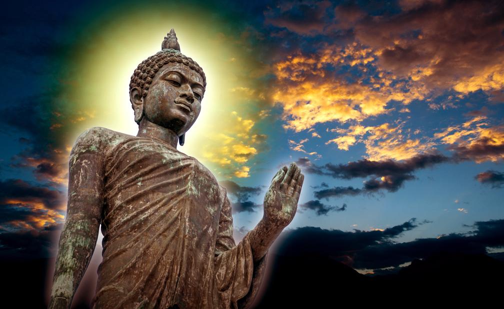Buddha the Lord of Light