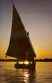 EgyptFeluccaBoat