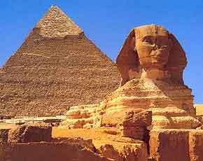 EgyptSphinxandPyramid