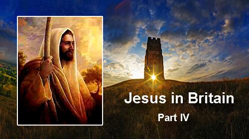 Jesus in Britain