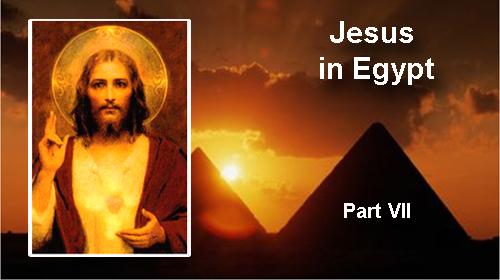 Jesus in Egypt