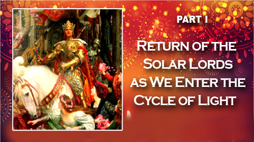Return of the Solar Lords I